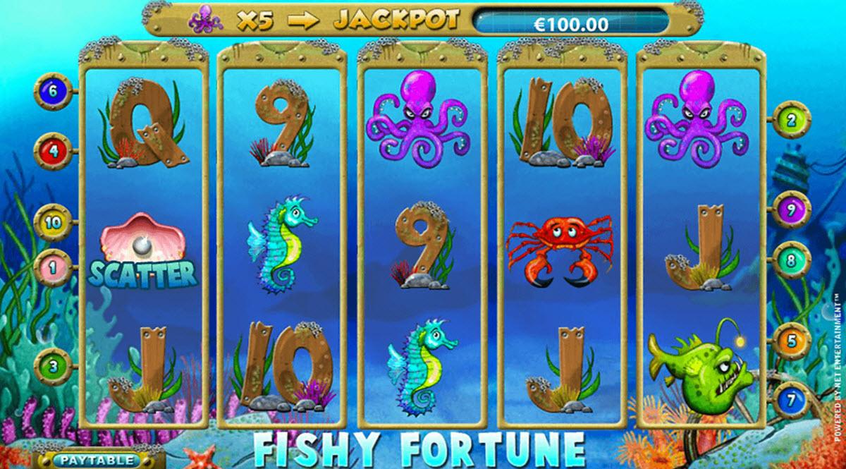 Fishy Fortune casino slot
